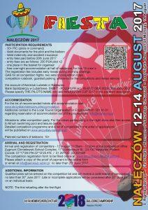 Invitation Fiesta 2017